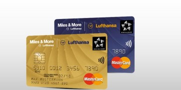 Doppelt Meilen mit der Miles & More Kreditkarte
