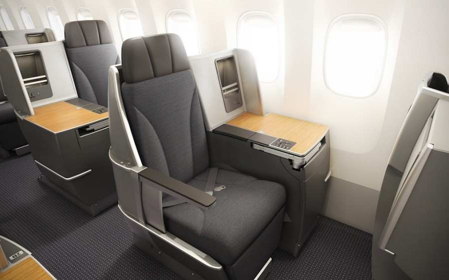 American Airlines Business Class Angebote