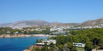 Arion Astir Palace Athens Aussicht