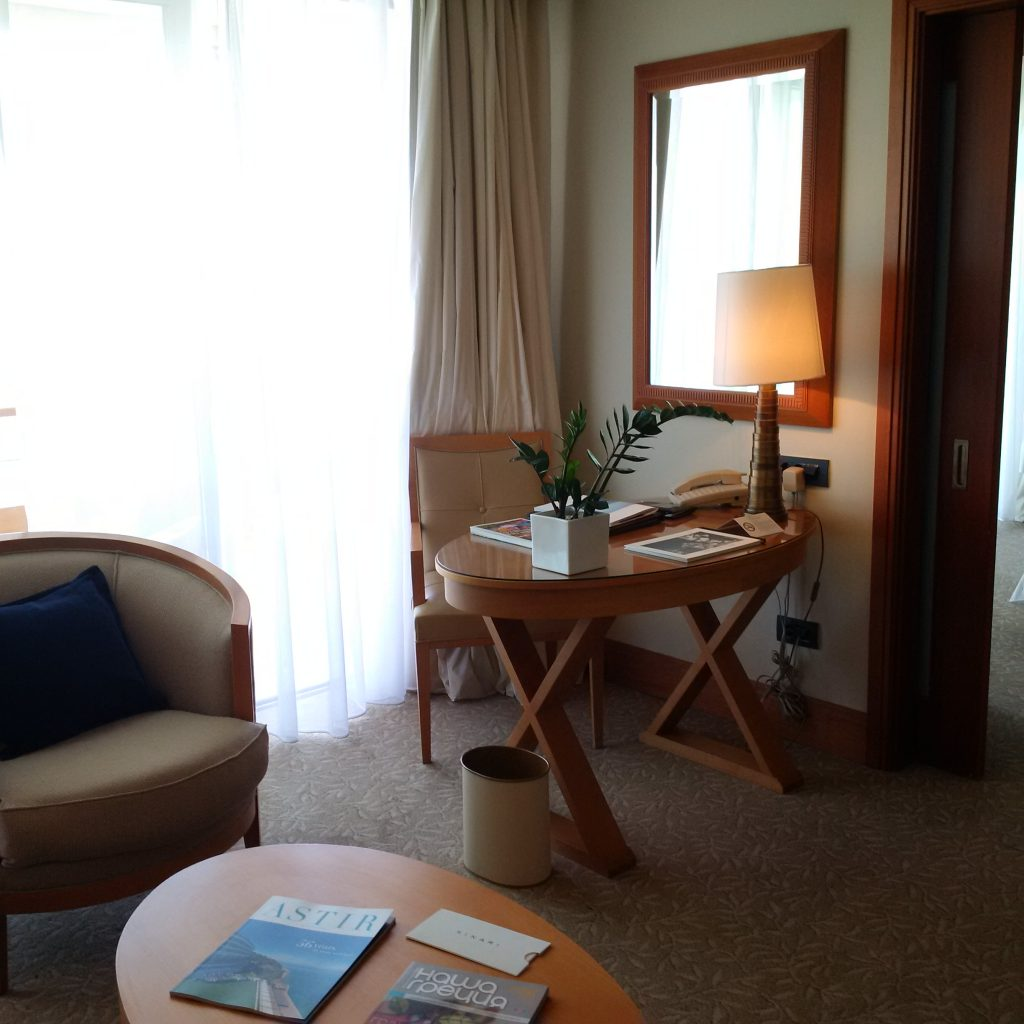 Arion Astir Palace Athens Deluxe Suite