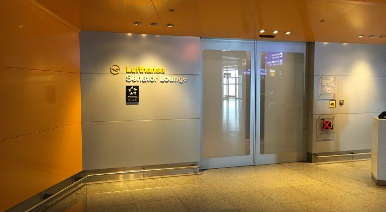 Lufthansa Senator Lounge Frankfurt Abflugbereich A