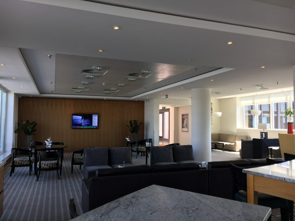 Sheraton Frankfurt Airport Club Lounge