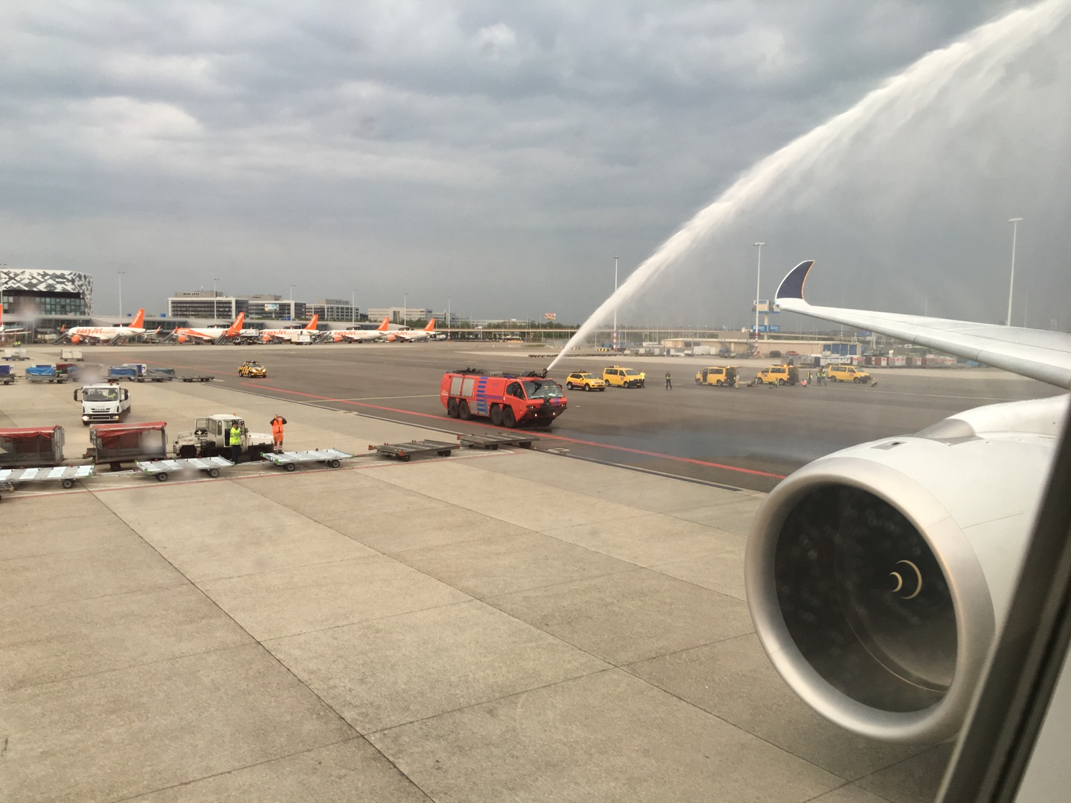 Singapore Airlines A350 Maschine - 3