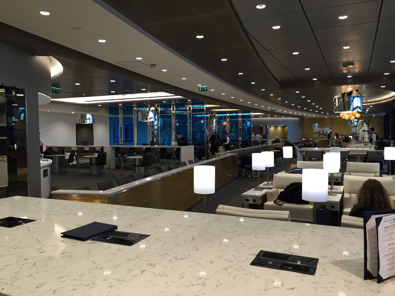 United Club London Heathrow T2 - - 15