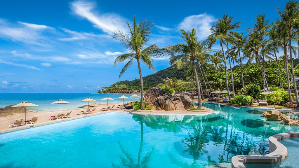 SPG Hot Escapes Sheraton Samui