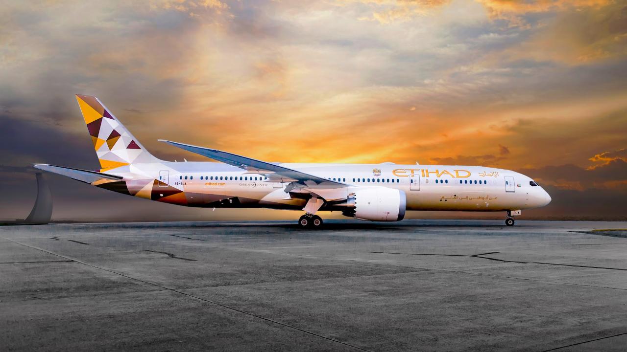 Etihad Airways Business Class Angebote