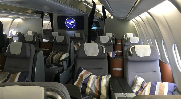 Lufthansa Business Class Angebote