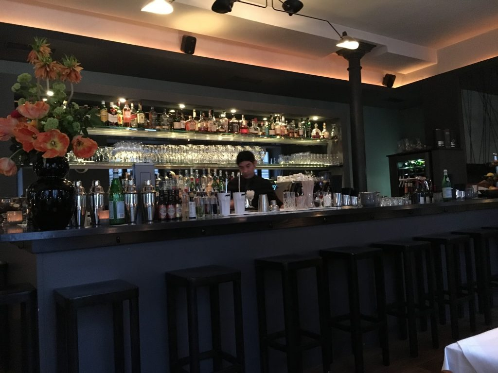 Top Locations für Essen und Trinken in München Restaurant Panther München