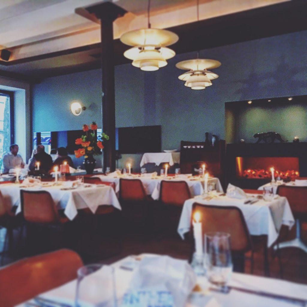 Top Locations für Essen und Trinken in München - Restaurant Panther