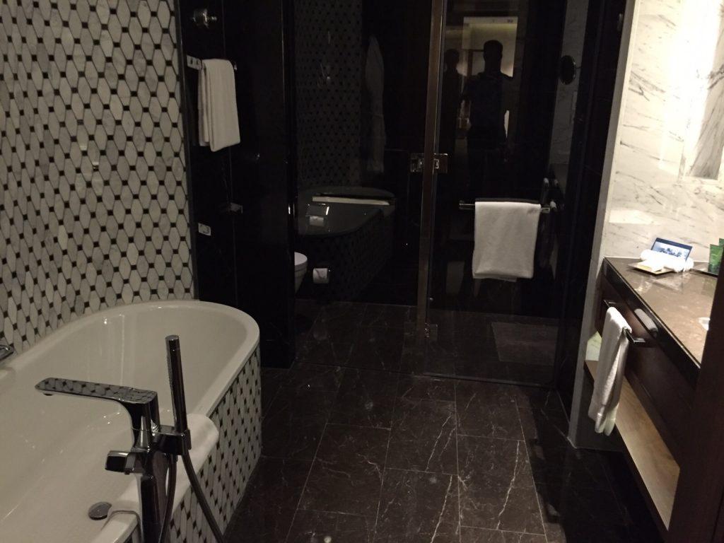 Hilton Istanbul Bomonti  - Badezimmer