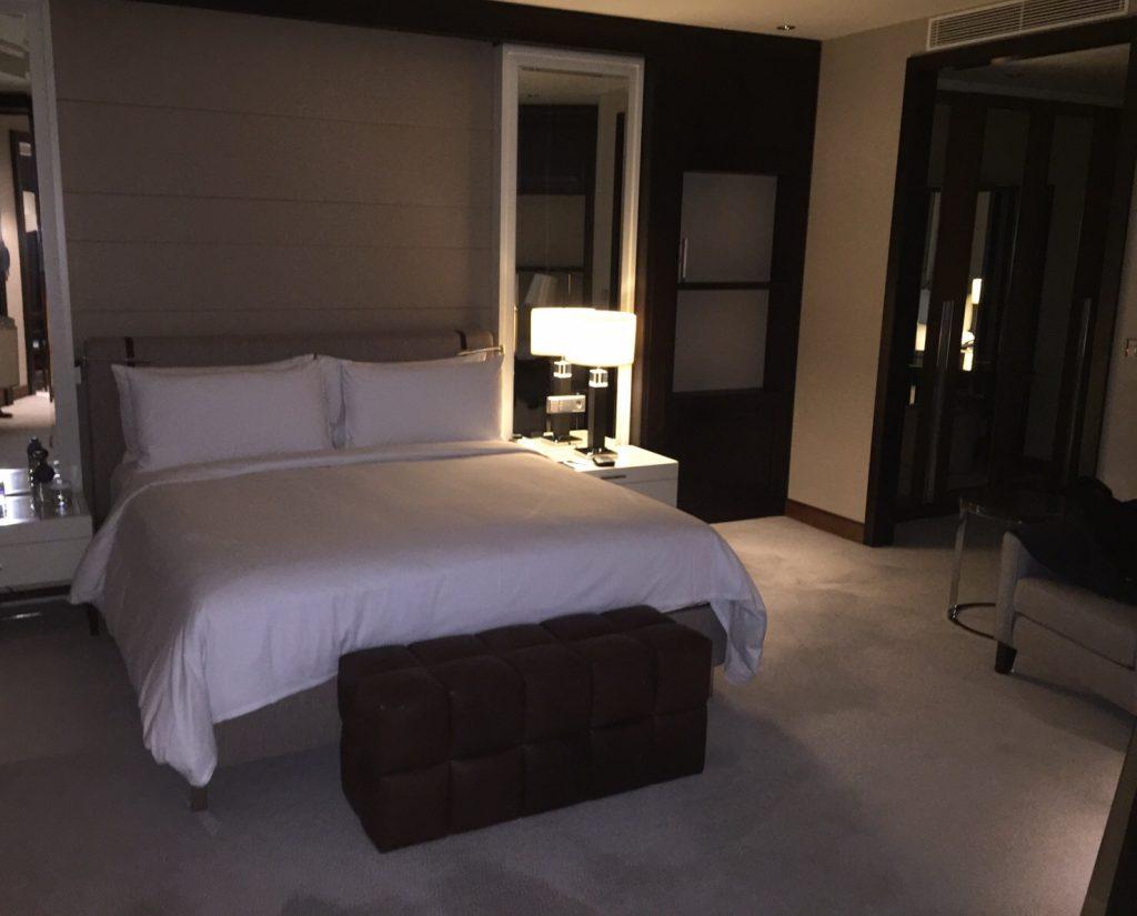 Hilton Istanbul Bomonti  - Schlafzimmer