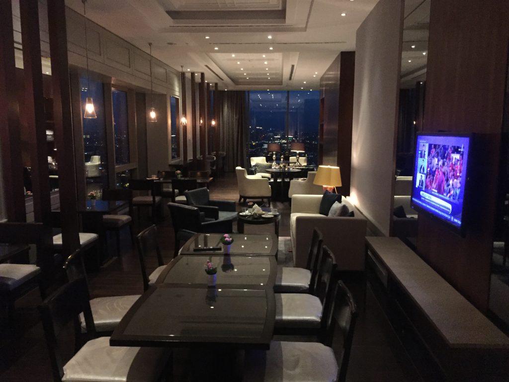 Hilton Istanbul Bomonti  - Die Executive Lounge