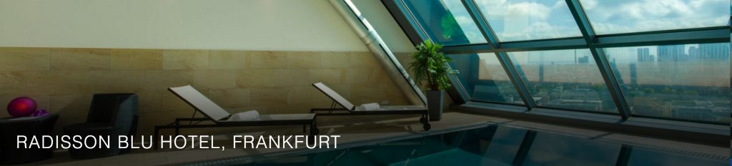 Club Carlson Dream Deals Radisson Blu Frankfurt