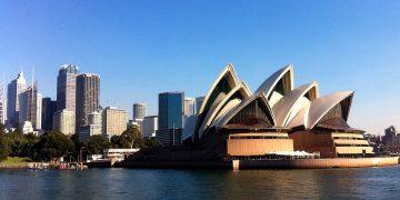 Emirates business Class nach Sydney