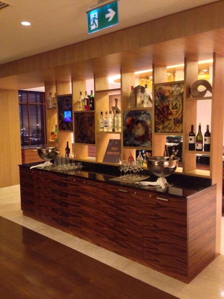 Sheraton Adana Club Lounge