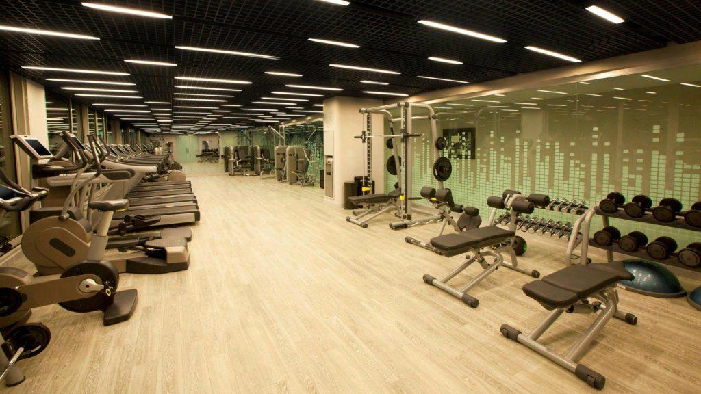 Le Meridien Istanbul Etiler Fitness