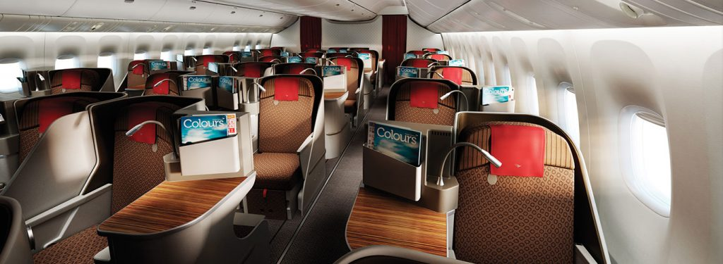 Garuda Indonesia Business Class Angebote