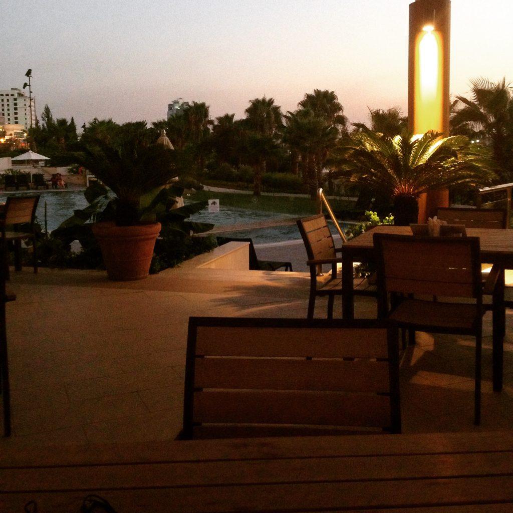 Sheraton Adana Poolbar