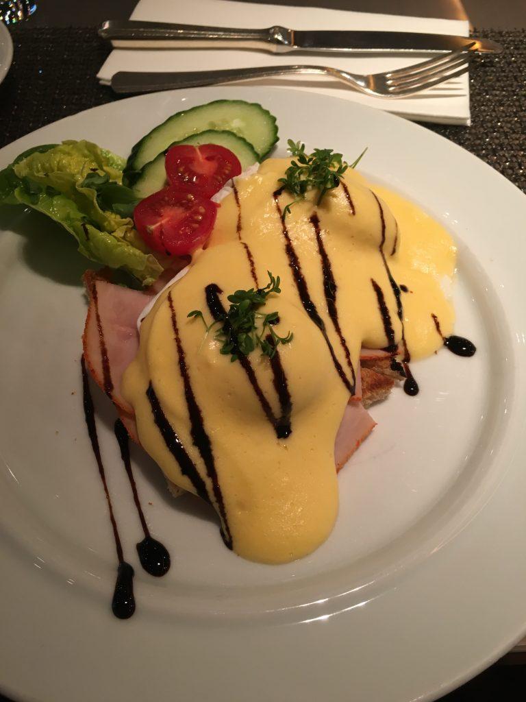 Westin Grand Frankfurt Frühstück