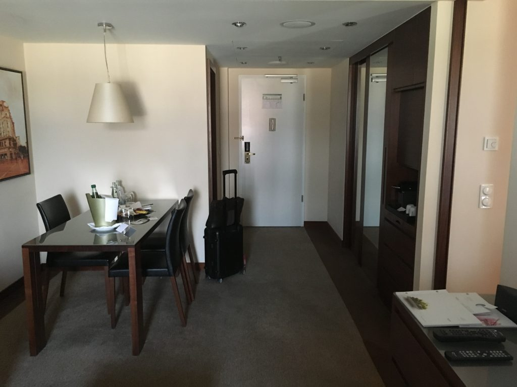 Westin Grand Frankfurt Junior Suite