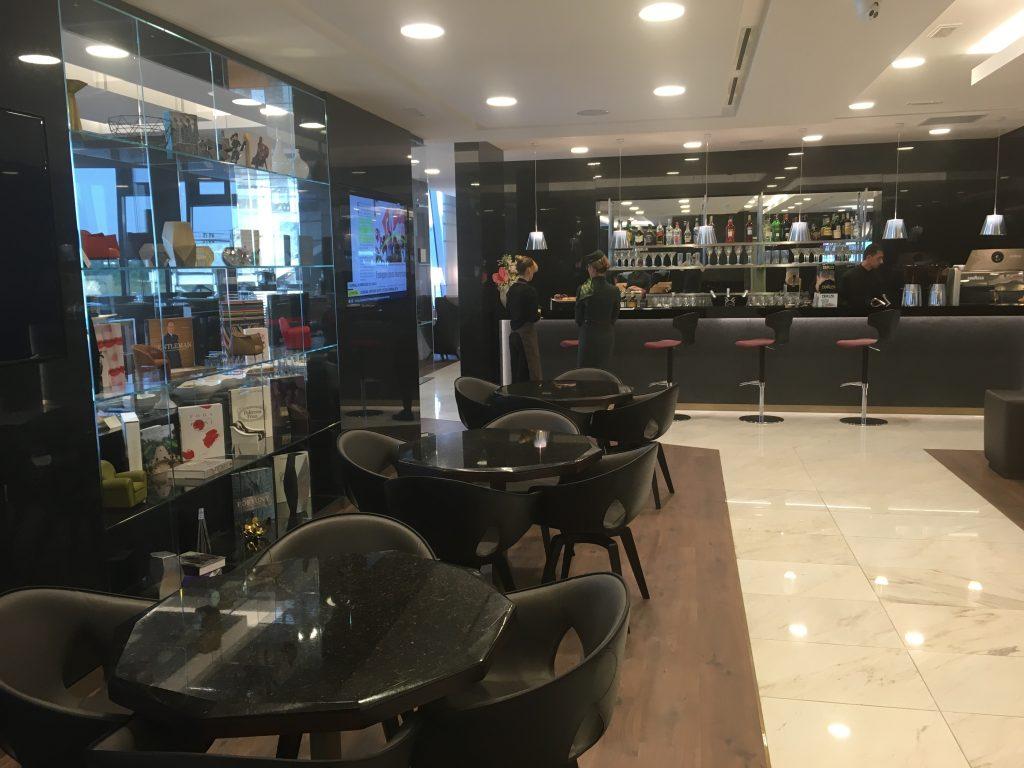 InsideFlyer Wochenrückblick Casa AlItalia Lounge Mailand