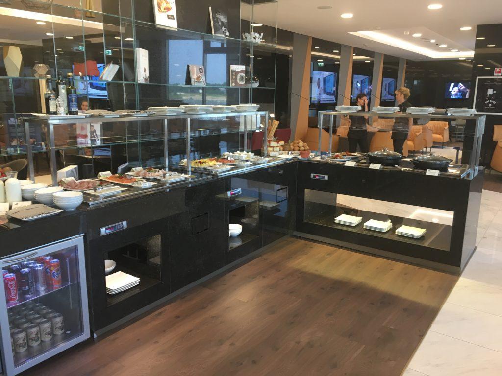 Casa AlItalia Lounge Mailand