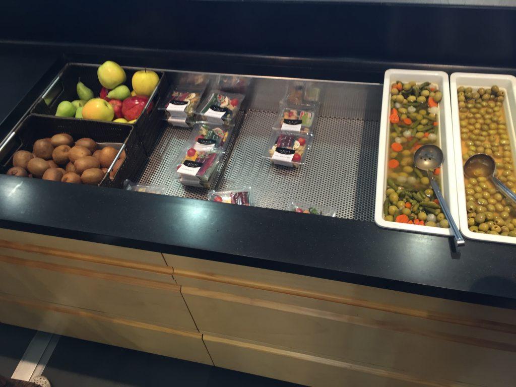 Vip Lounge Malaga - Catering