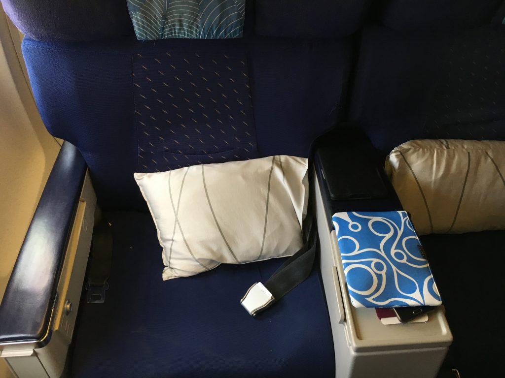 Malaysia Airlines Business Class Kuala Lumpur - Sandakan