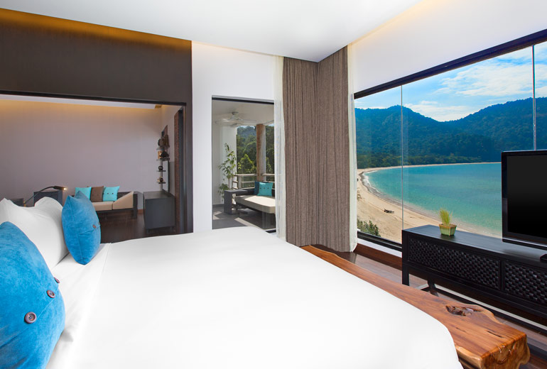 SPG Hot Escapes Andaman A luxury Collection