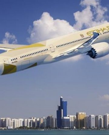 Etihad Airways Sunny Sale