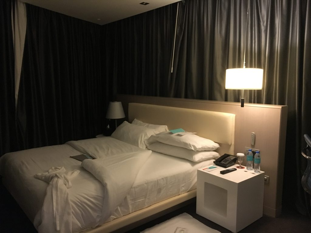 Le Royal Méridien Abu Dhabi Deluxe Corner Suite