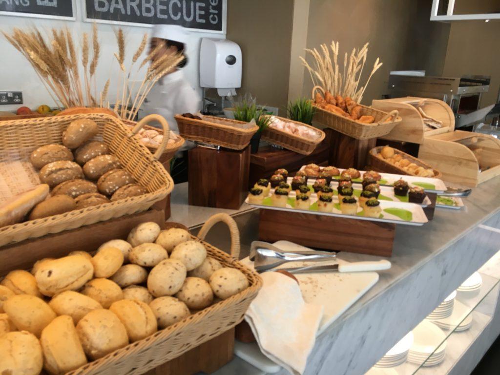 Le Royal Méridien Abu Dhabi Frühstück