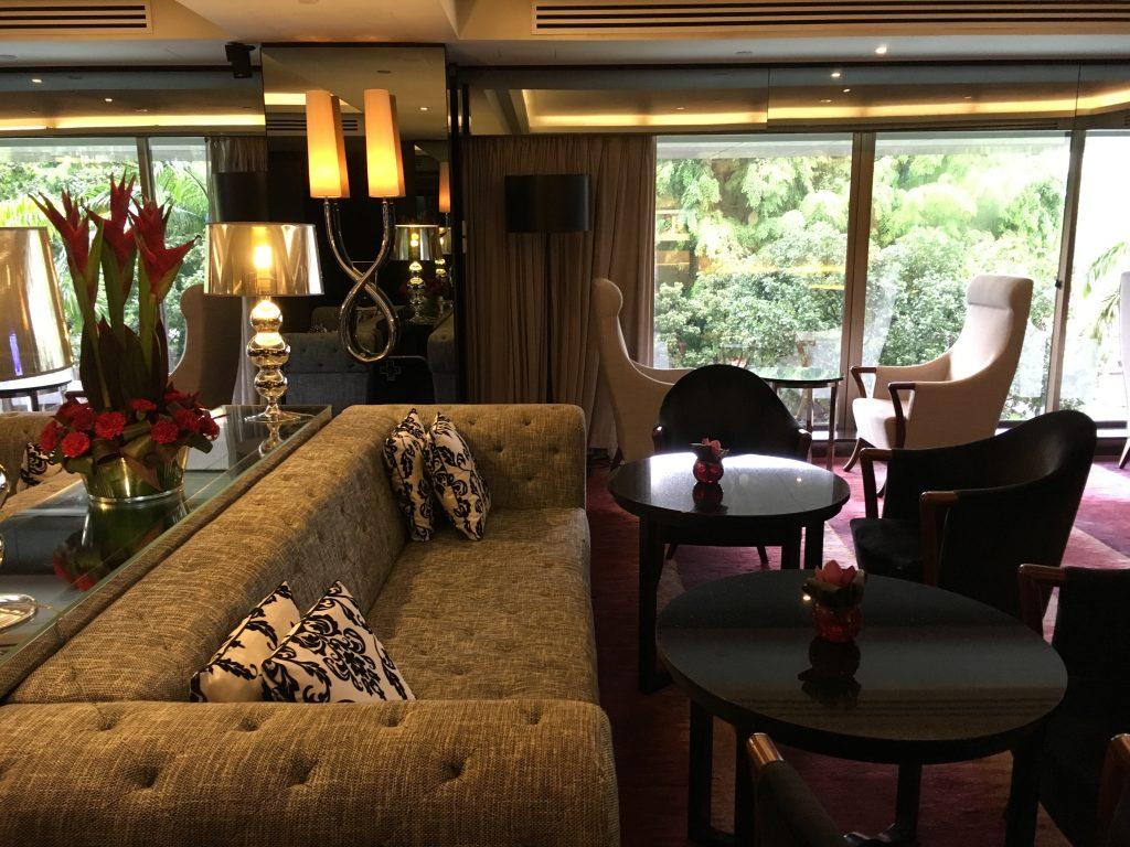 Sheraton Towers Singapore Club Lounge