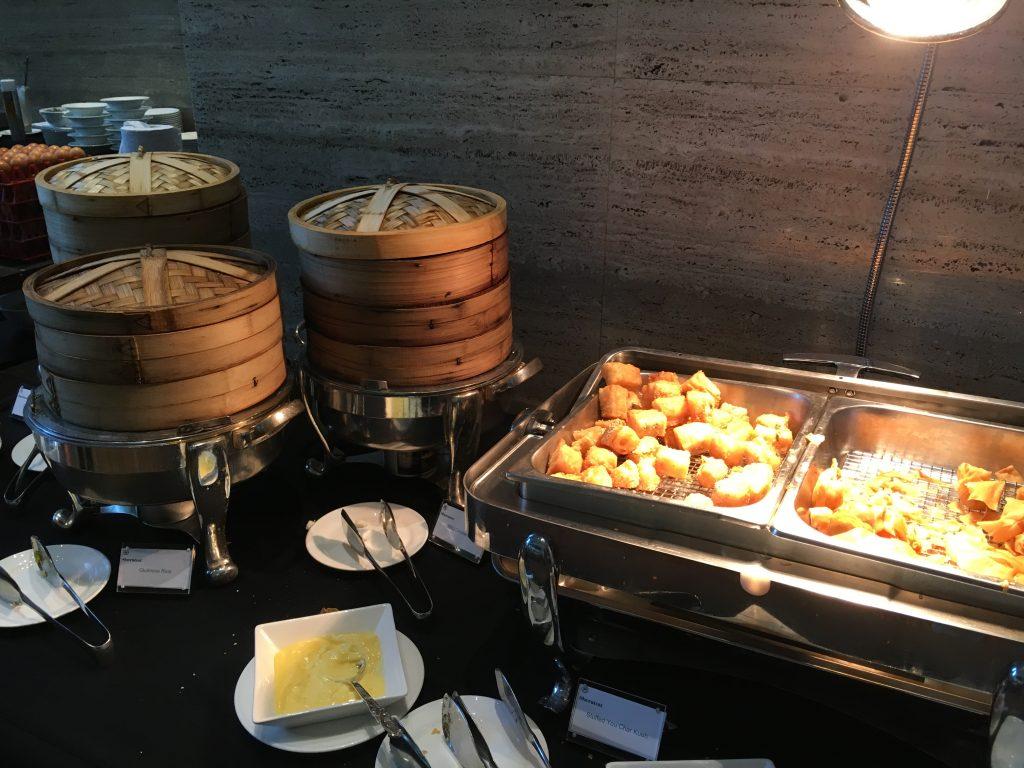 Sheraton Towers Singapore Frühstück