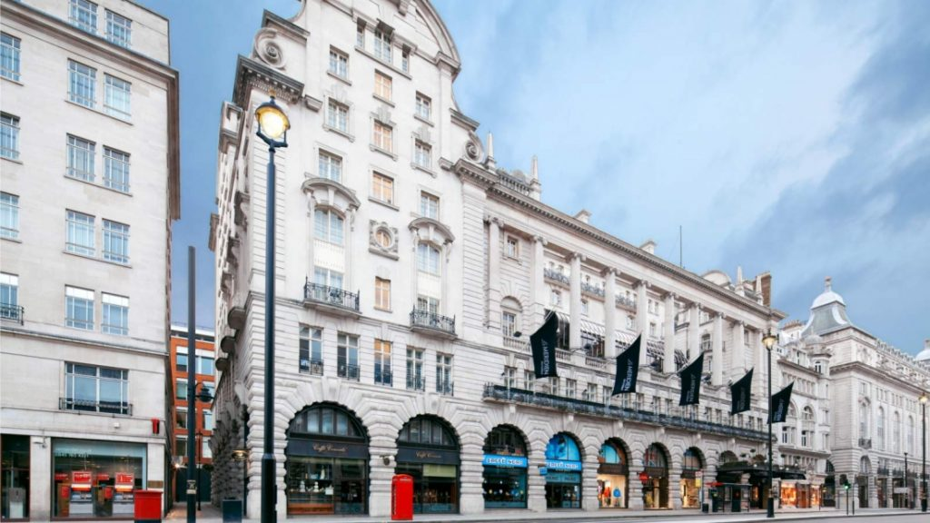 SPG Hot Escapes Le Meridien Piccadilly