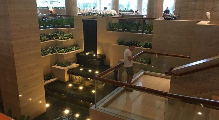 Sheraton Towers Singapore Lobby