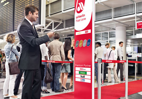 airberlin Business Class Check In