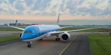 KLM Business Class Angebote nach China
