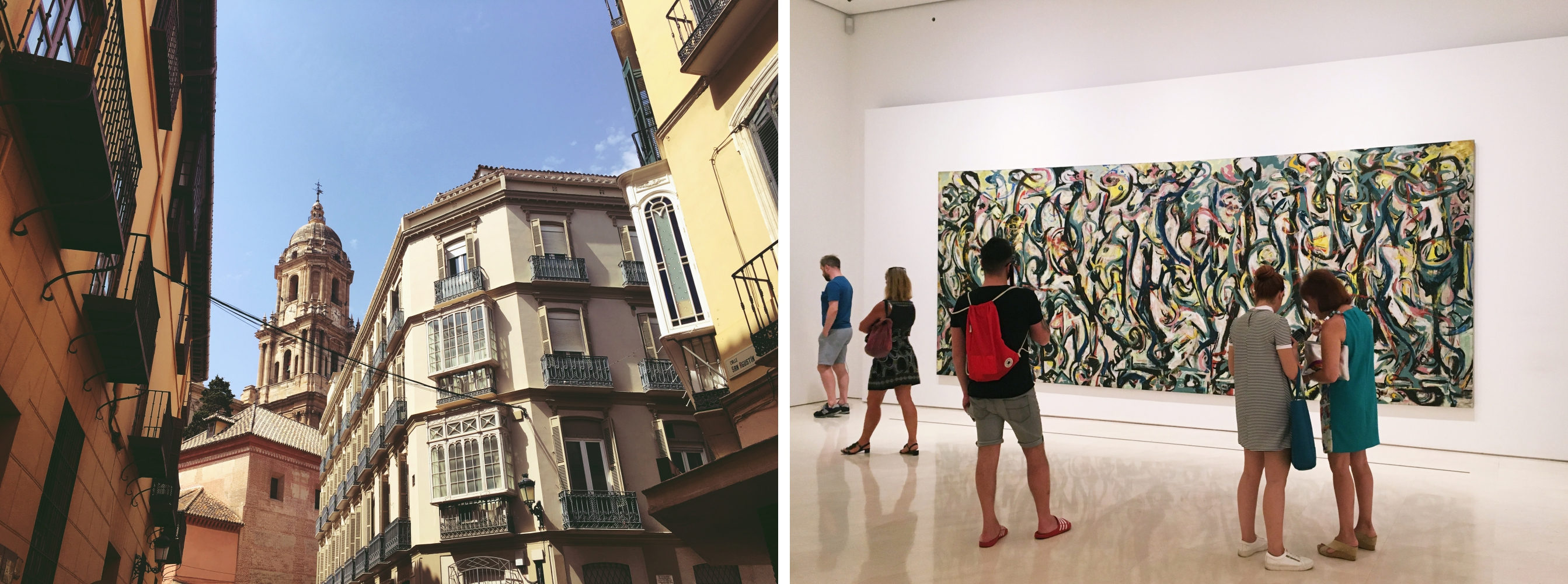 Ein perfekter Tag in Malaga Museo Picasso