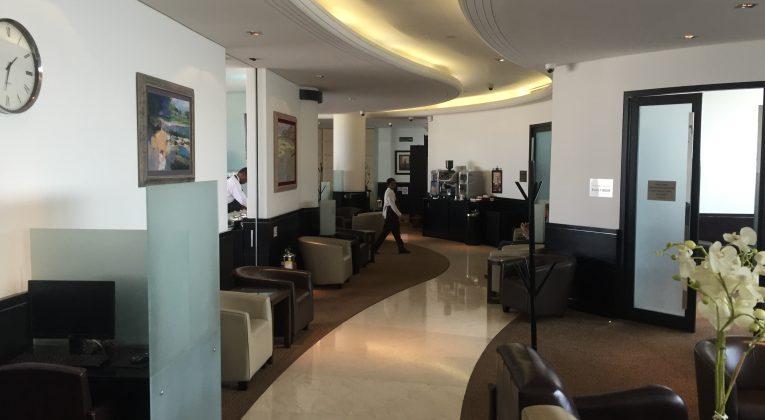 InsideFlyer Wochenrückblick Dilmun Lounge Bahrain