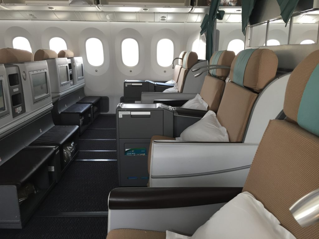 InsideFlyer Wochenrückblick Oman Air Business Class Review