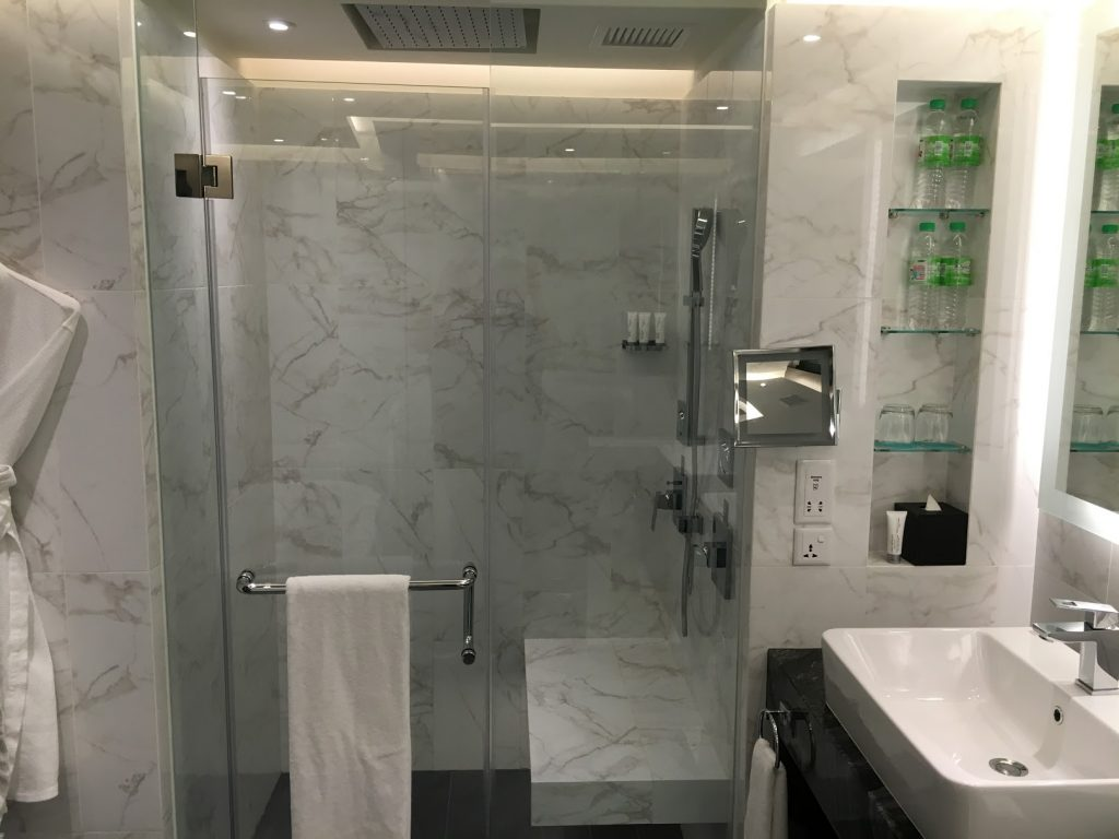 Le Méridien Kuala Lumpur Suite Badezimmer
