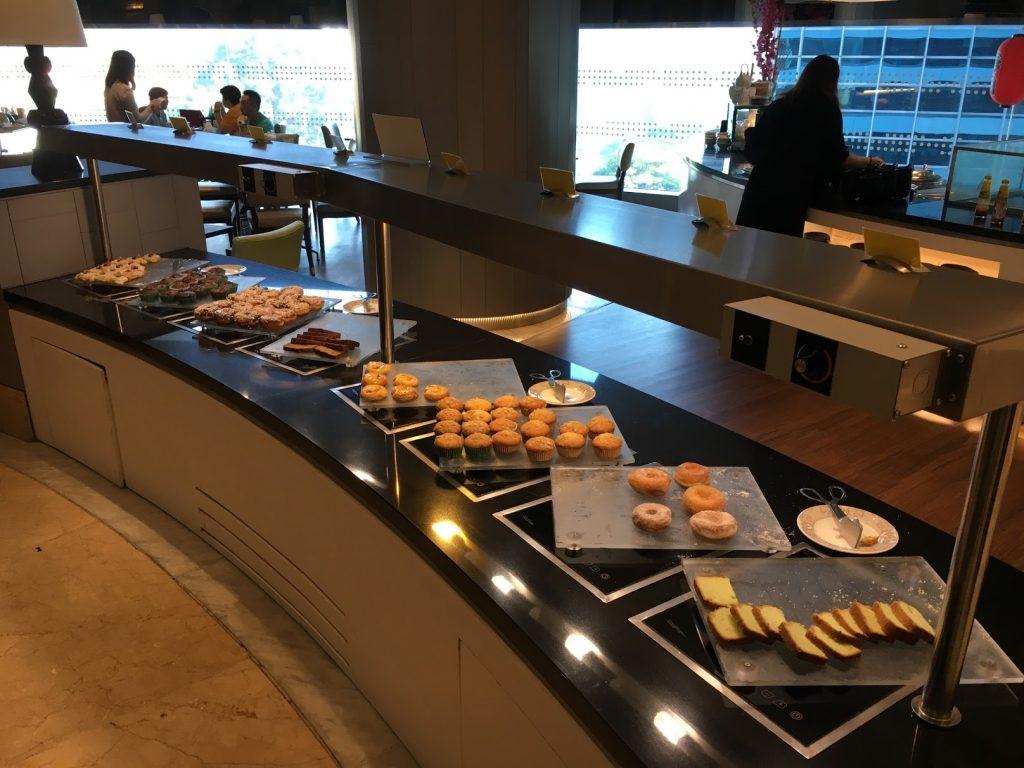 Le Méridien Kuala Lumpur Frühstück