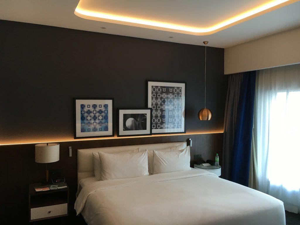 Le Méridien Kuala Lumpur Suite Schlafzimmer