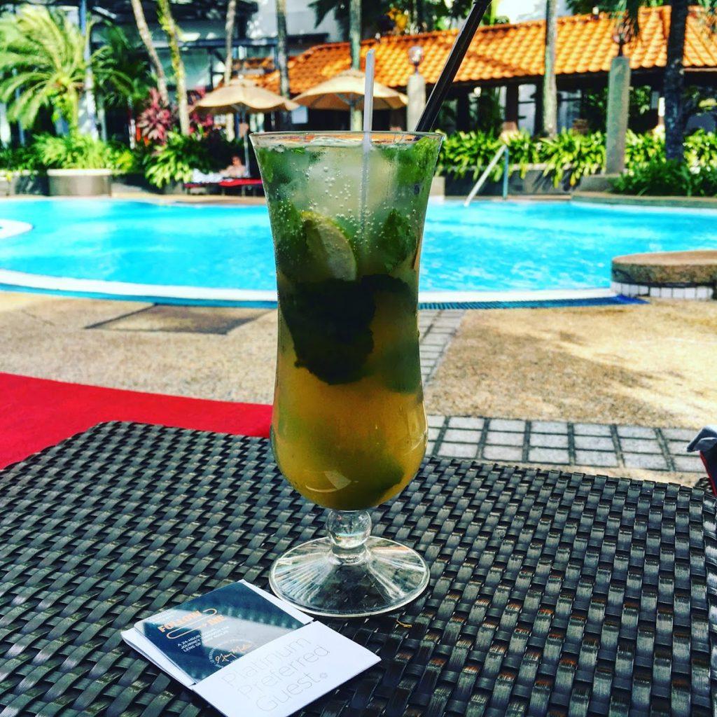 Le Méridien Kuala Lumpur Pool
