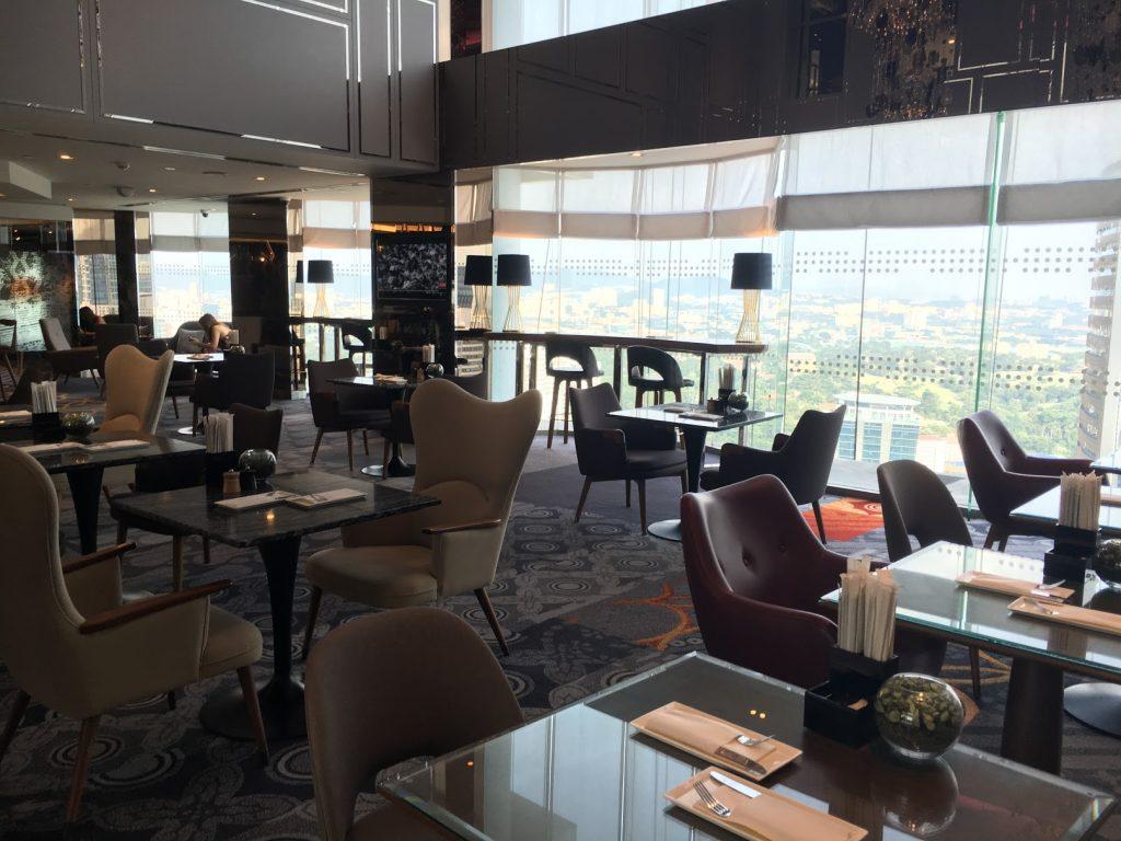 Le Méridien Kuala Lumpur Club Lounge