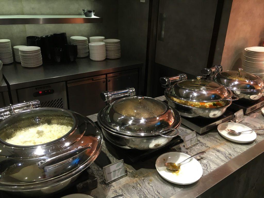 Plaza Premium Lounge Kuala Lumpur Buffet