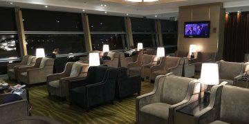 Plaza Premium Lounge Kuala Lumpur Sitzmöglichkeiten
