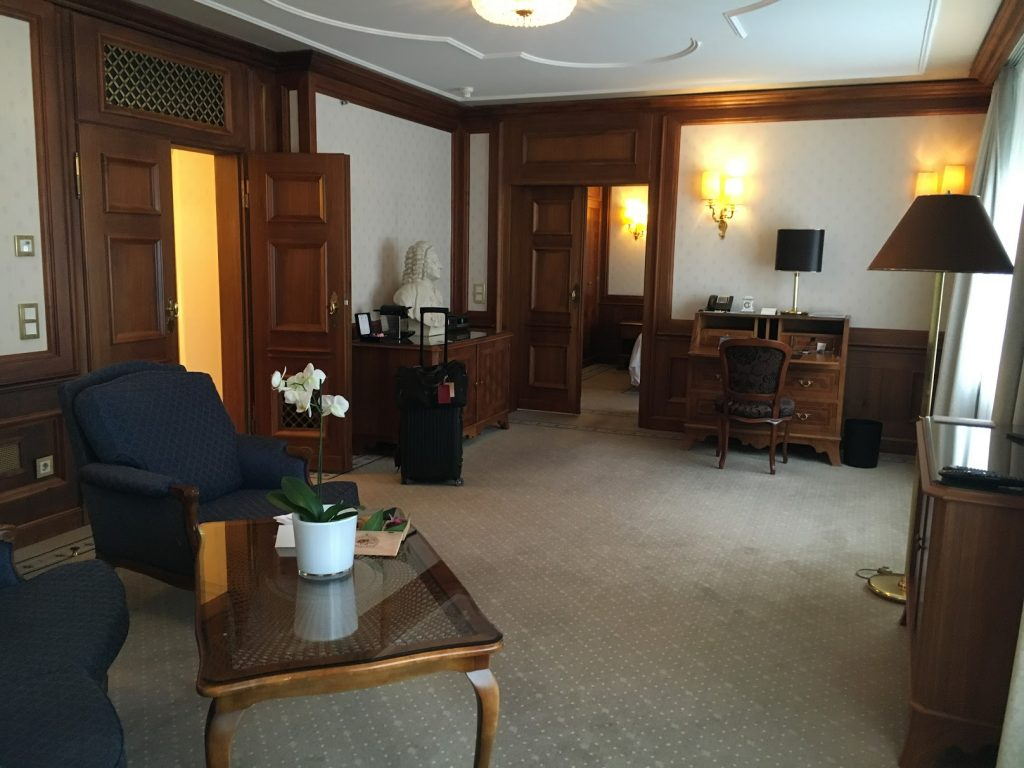 The Westin Grand Berlin Themen Suite