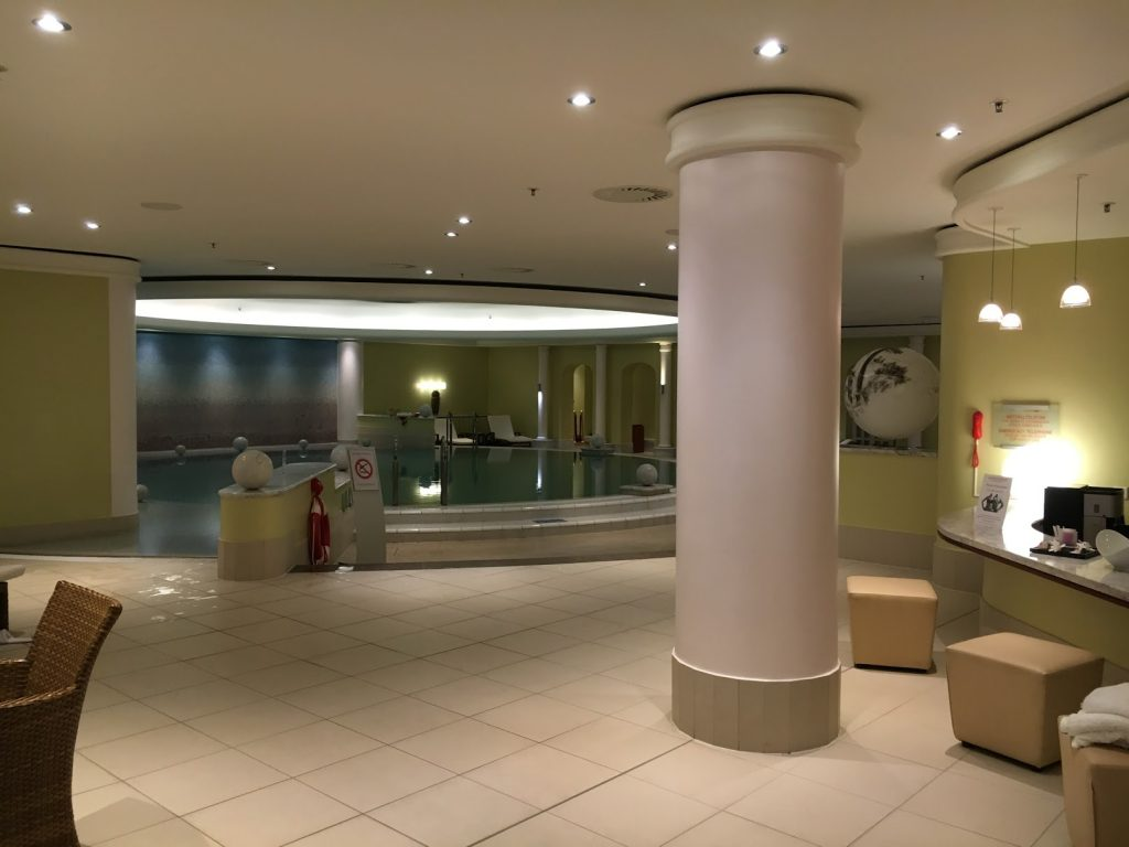 The Westin Grand Berlin Pool